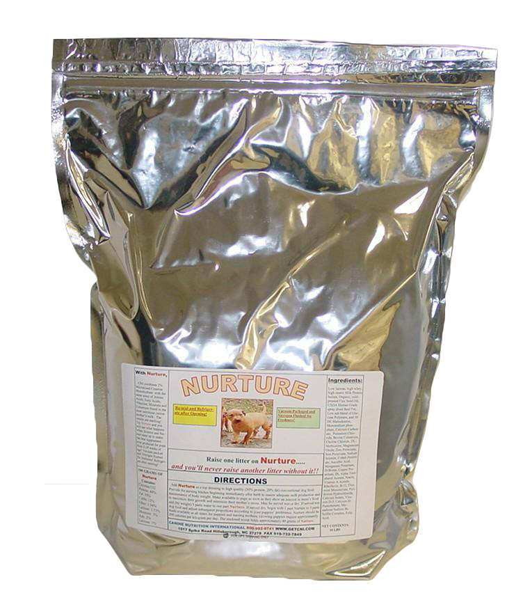 Nurture 5lb bag